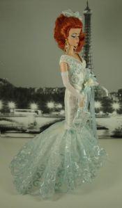 """2011 Golden Ticket Doll """"Tourjours Moi"""""""